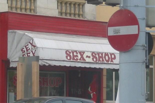 Warszawa: leki na receptę w sex-shopach