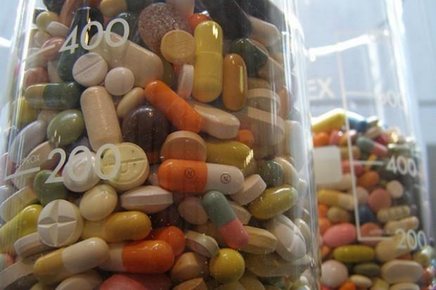 Łódź: góra leków i morze recept