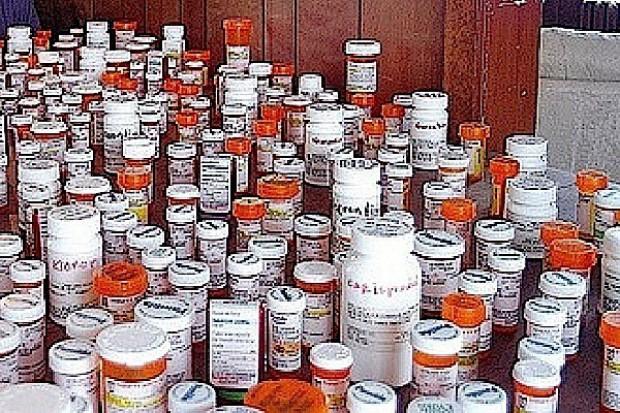 Leki zażywamy na potęgę