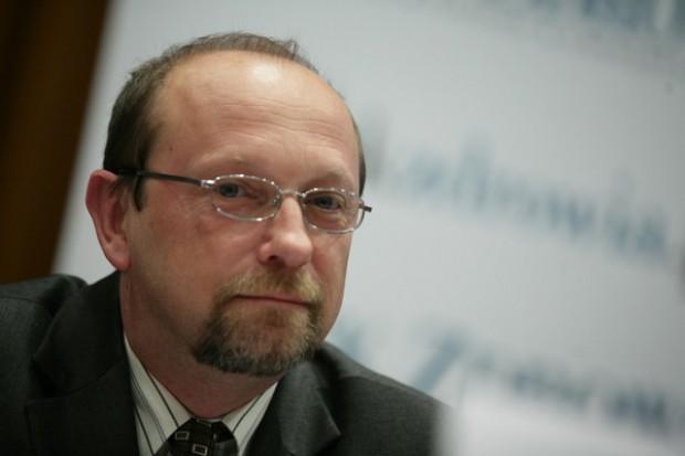Spotkanie aptekarzy ze Zbigniewem Niewójtem