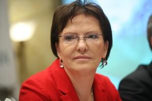 Ewa Kopacz: nawet młotków nie sprzedaje się po groszu