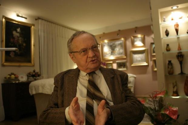 Zmarł dr Tadeusz Szuba