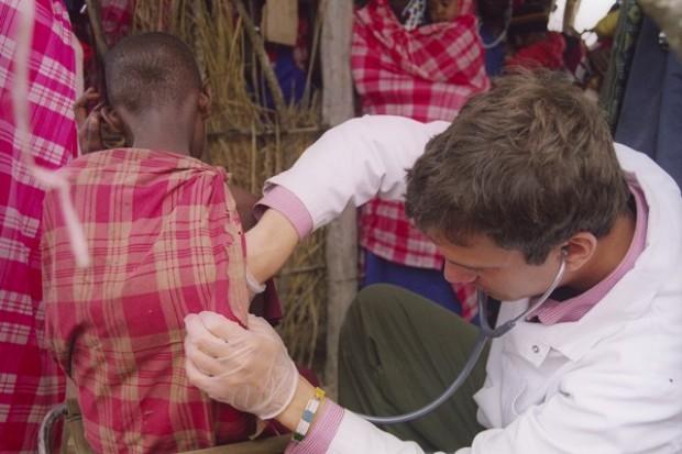 Kilkadziesiąt tysięcy opatrunków dla ośrodków misyjnych w Afryce