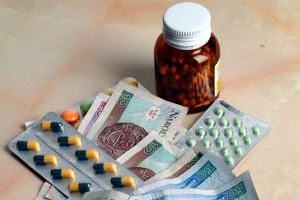 Jednogroszówki nie odpowiadają za wzrost sprzedaży leków?