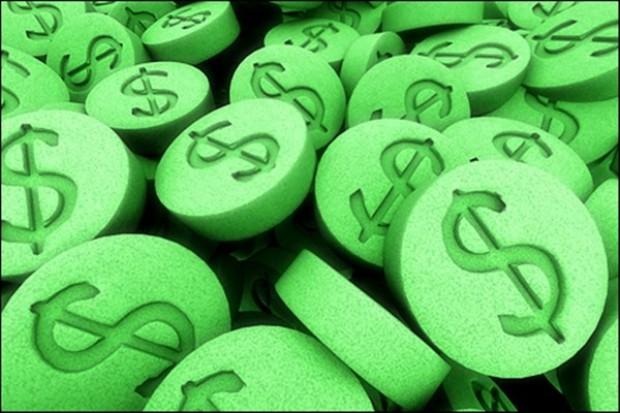 USA: obiad na koszt firmy farmaceutycznej odnotowany w internecie