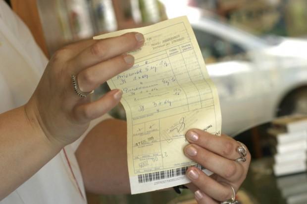 Źle wydrukowane recepty, problem dla aptekarzy