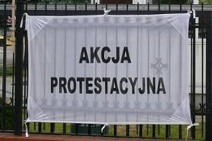Tak protestowały apteki w całej Polsce