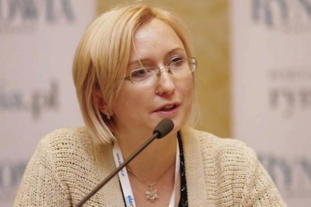 Agnieszka Pachciarz objęła fotel prezesa NFZ; są pierwsze komentarze