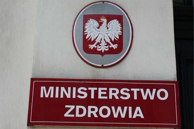 Ministerstwo Zdrowia powołuje Komitet Audytu