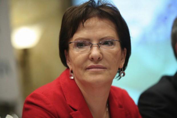 Expose Ewy Kopacz: było o seniorach i skróceniu kolejek do lekarzy
