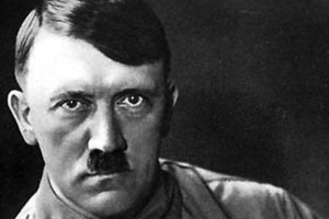 Metamfetamina i nasienie byka - tak leczono Hitlera
