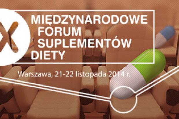 IX Międzynarodowe Forum Suplementów Diety