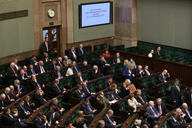 Sejm przyjął poprawki Senatu