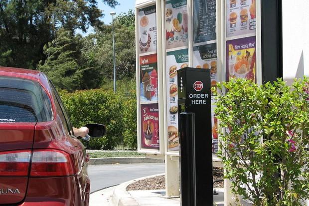 USA: odbierają leki bez wysiadania z auta