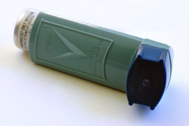 Dyskwalifikacja przez lek na astmę