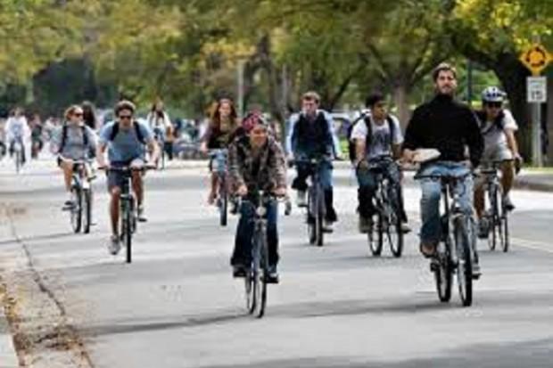 Do pracy rowerem - będziesz zdrowszy