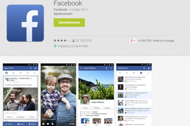 Raport: farmaceutyki na Facebooku