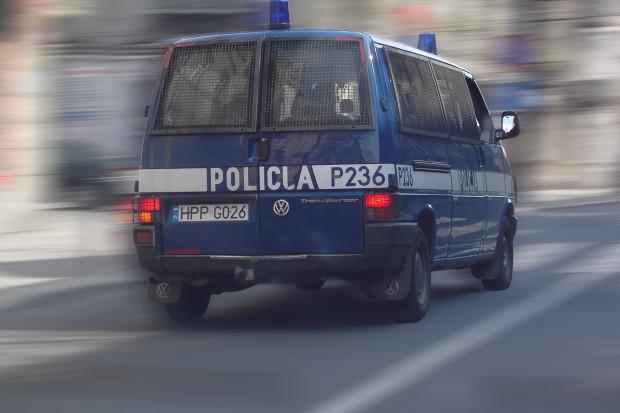 Napad na aptekę w Kielcach