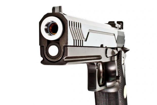 Napad na aptekę z bronią lub jej atrapą