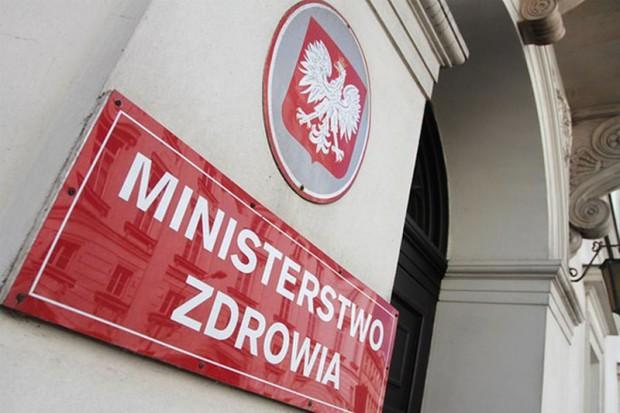 MZ: zmiany kompetencyjne w departamentach