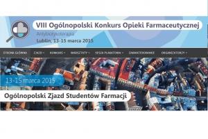 Startuje Ogólnopolski Zjazd Studentów Farmacji