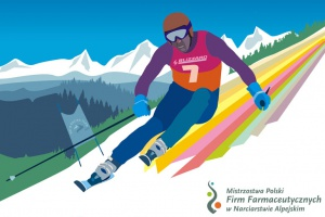 Firmy farmaceutyczne zjeżdżają na nartach