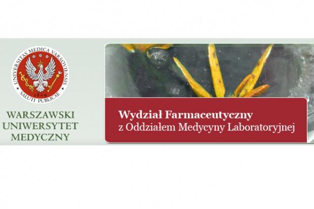 WUM: konkurs na pracę magisterską z farmacji