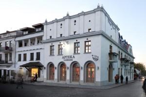 W legendarnej Aptece Lichtsona będą mieszkania i restauracja