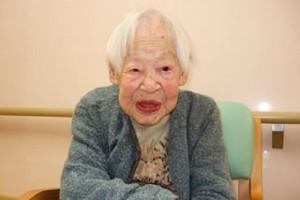 Zmarła 117 latka - najstarszy człowiek świata