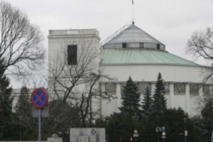 Posłowie za poprawkami Senatu do noweli Pf