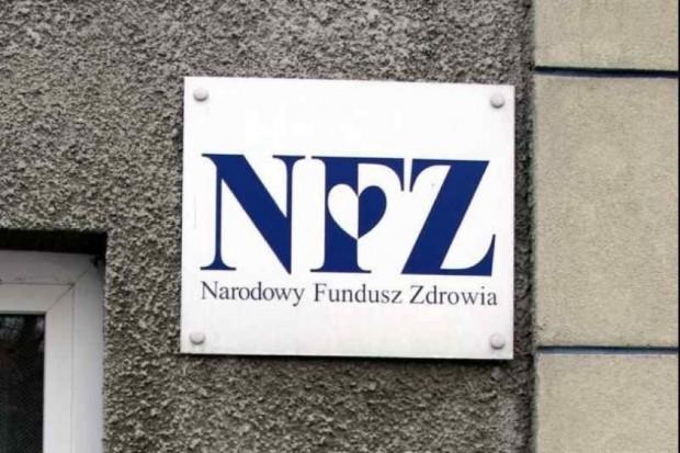 NFZ przedstawia półroczny bilans wydatków na refundację
