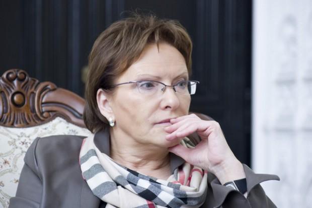 Sejm: Ewa Kopacz złożyła dymisję swojego rządu