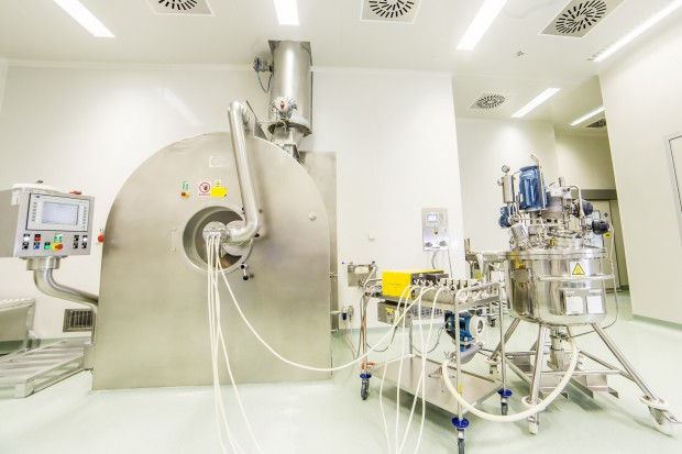 Centrum pakowania leków Sandoz już otwarte