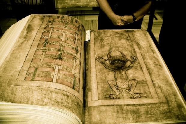 Receptury leków z Księgi Diabła