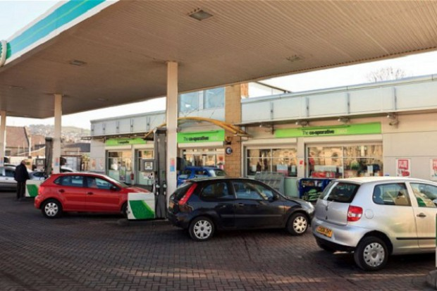 Branża paliwowa za sprzedażą leków na stacjach benzynowych