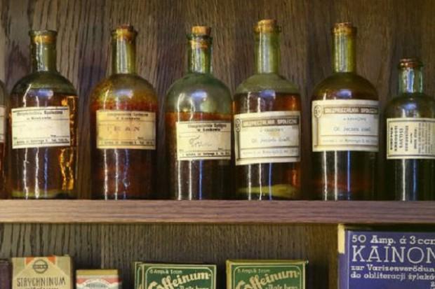 Alchemia i dawna medycyna na wystawie w Nowym Sączu