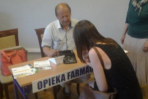 Krakowskie Senioralia: pokazali, że farmaceuta to fachowiec