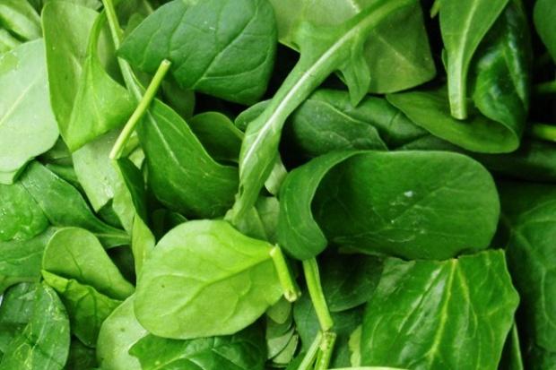 Jedzenie zielonych liści pomaga zapobiegać zwyrodnieniu plamki żółtej