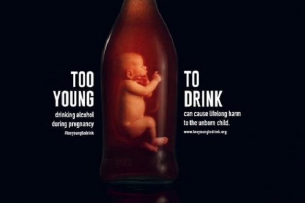 W ciąży nie ma bezpiecznej ilości alkoholu