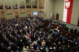 Sejm podał termin I. czytania projektu ustawy refundacyjnej