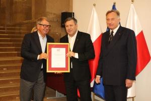 Polpharma Ambasadorem Polskiej Gospodarki