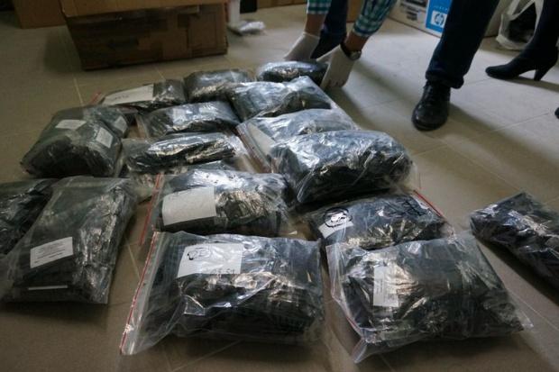 Ruda Śląska: zatrzymano handlarzy dopalaczami