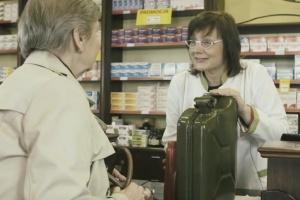 Czy wiesz, że... Kiedyś benzynę sprzedawano w aptekach