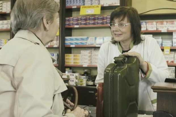Poza aptekami leki w bezpiecznych, małych dawkach