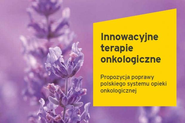 Raport EY zaleca optymalizację refundacji i dodatkowe środki na onkologię