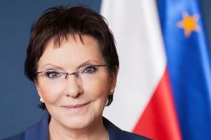 Ewa Kopacz nie będzie kandydowała na szefa PO