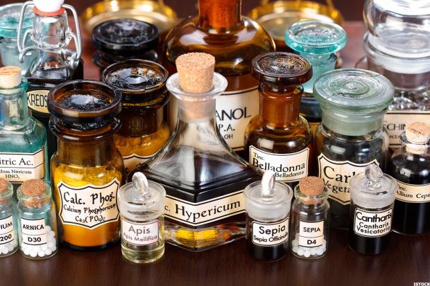 Leki homeopatyczne wysyłają jednoznaczne sygnały
