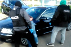 KWP Gdańsk: policjanci zatrzymali handlarza dopalaczami