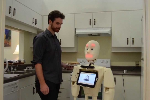 Roboty na szpitalnych recepcjach obsłużą pacjentów