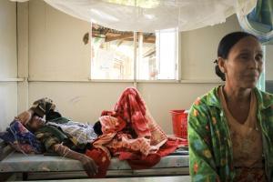 Belgia: gruźlica w ośrodku dla uchodźców